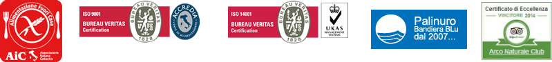 Loghi Partner, Arco Naturale Club